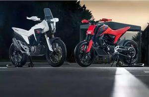 最帅125即将量产!本田即将推出两款125cc CB系列玩乐车型