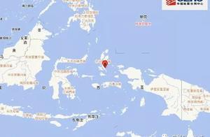 印尼哈马黑拉岛发生7.1级地震,科技设备才能为生命创造更多奇迹