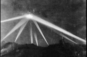 历史上排名前10名的不明飞行物照片