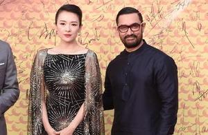亚洲影视周在北京开幕,有蛮多少见的明星红毯同框瞬间