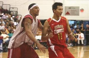 中国男篮历史上仅2次在NBA夏联中赢球,上一次阵容都有哪些人?