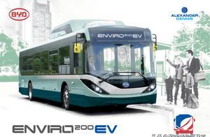独家:解析比亚迪英国版电动客车(BYD-ADL )三电技术状态