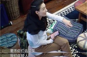 张柏芝在《向往》不停唠叨却被狂赞,只因她用一个方法拯救彭昱畅