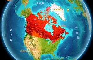 加拿大北部的哈得孙湾,面积有多大,当年英法为何争夺?