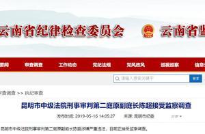 退休13年被查、违规公款购买名特产……云南反腐势头持续