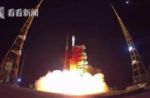 长三丙成功发射北斗卫星导航系统第45颗卫星