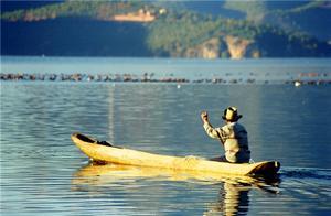 仙境般的泸沽湖 五月必去打卡之地