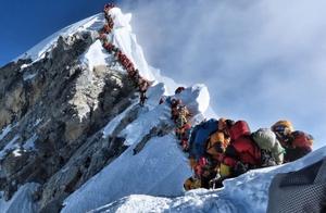 登山季5.24最新消息:大量拥堵和登顶,又有两名登山者死亡