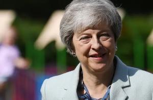 """特雷莎·梅宣布将于6月7日辞职,成英国50年来最""""短命""""首相"""