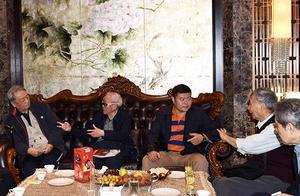 南开大学中共延安五老研究中心与哈军工校友交流