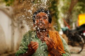 印度遇史上最严重高温 已致36人死亡