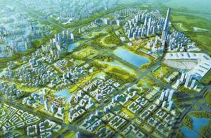 成都天府中央商务区引擎开启 30家企业协议投资额达1110亿元