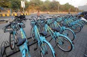 印度也兴起共享单车 严酷天气成考验