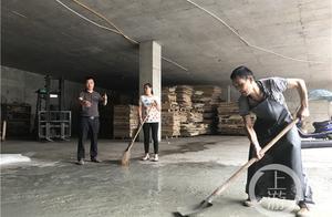 包装企业排放噪声和粉尘扰民 现场核实停业整改