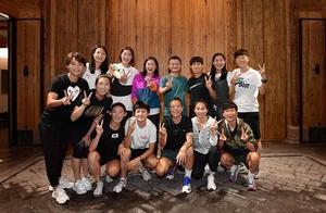 言必信!马云10年砸10亿支持中国女足 去年亚运决赛后探班女足许诺