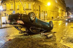 资本主义的瘟疫正从法国向外扩散,法国的今天或许是美国的明天