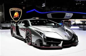 兰博基尼最贵的三款车,800多万大牛根本排不上号,有钱人的玩物