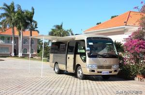 六月上海国际房车露营展 佳乐房车邀您体验19款考斯特6AT房车