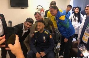 内马尔脚踝韧带断裂,将错过美洲杯,巴西天王该走下坡路了