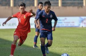 拒绝连败弱旅!中国国青2分钟2球2-0击败缅甸 门将玩火险送大礼