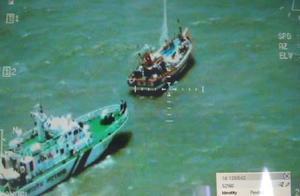 印度海警扣押、枪击巴铁渔船,巴基斯坦抗议无效后打了一发核导弹