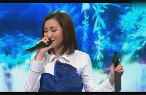 谢安琪走心演唱《钟无艳》, 好听却是伤感再现!