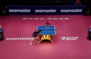 【乒乓球】中公赛,陈梦4-1第三次夺女单冠军 王曼昱卫冕失败