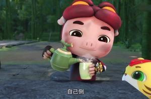 猪猪侠:猪猪侠还是学不会,竟然是因为时机未到!