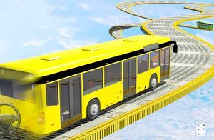 模拟驾驶巴士车闯关挑战小游戏