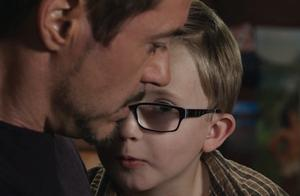 钢铁侠3:小男孩一句:怎么从洞里出来的,托尼瞬间变了脸色