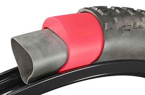 不是真空胎,越野也尽兴:提高抓地力和近乎360°的全方位保护