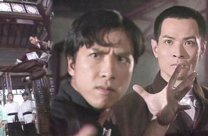 精武门里这一段武打全部都需要武术功底,现在电视剧很难拍的出来
