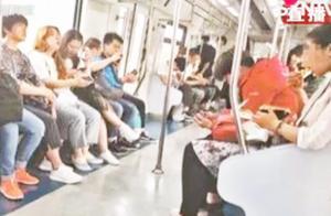 北京地铁禁食新规实施首日:仍有乘客大嚼关东煮