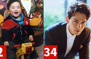 徐正溪从2岁到34岁的变化及所参演电视剧和电影介绍!