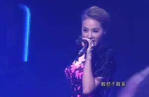 华语乐坛最强唱跳女王,绝对的实力派,整个亚洲基本无人匹敌!