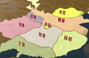三国的实际地盘有多大?刘备要想统一天下,需要多久?