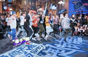 俩人舞被韩庚变成群舞,吴建豪还是太年轻,网友:还能这么玩