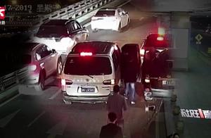 商务车非法营运遇检查暴力冲关狂飙30公里:罚款3万拘7日