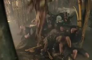 黄帝单枪匹马刺杀敌方首领,又设下陷阱生擒蚩尤,精彩!