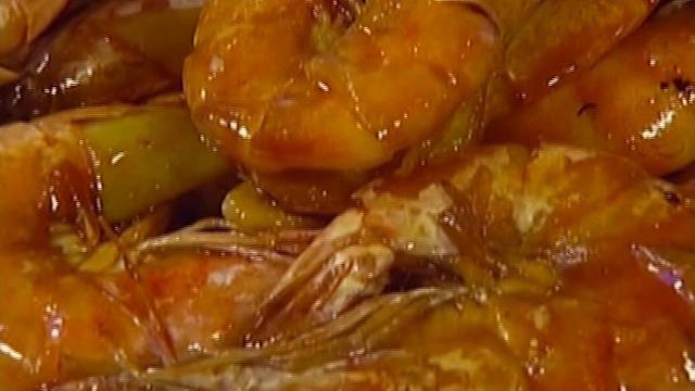 红烧大虾的做法红烧大虾怎么做好吃红烧大虾