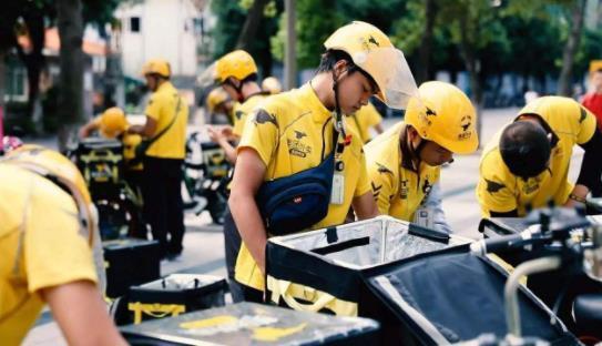 上海每2.5天就有1名外卖员伤亡具体情