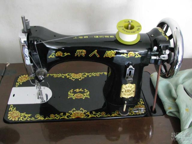 一台五十年前的向阳牌缝纫机值多少钱