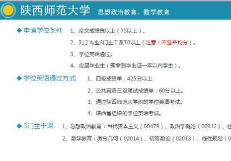 【国务院取消职业技能培训】2017年陕西自考申请学士学位的条件和要求(附各校申请条件)