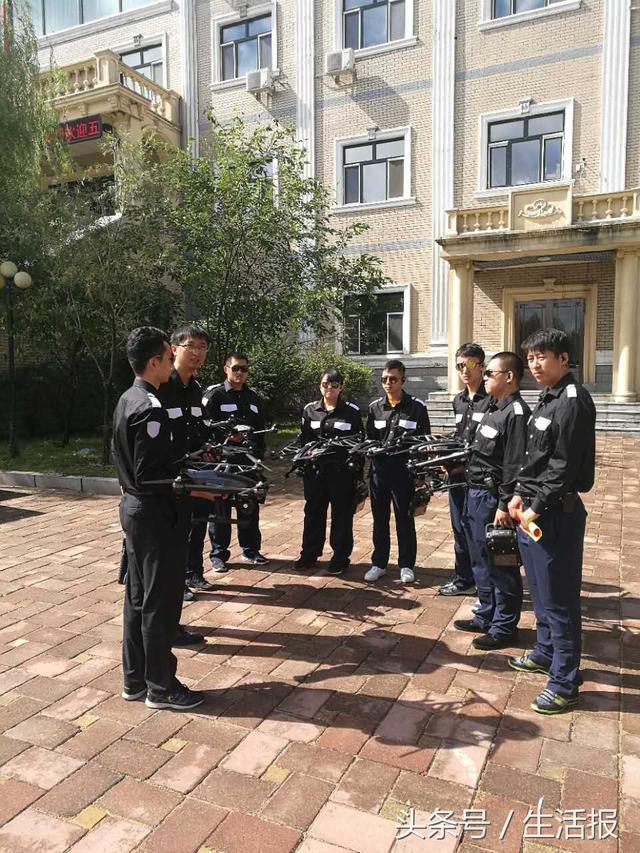【重庆职业技能培训专家】退役运动员来哈集训 受训后将变身无人机飞控师