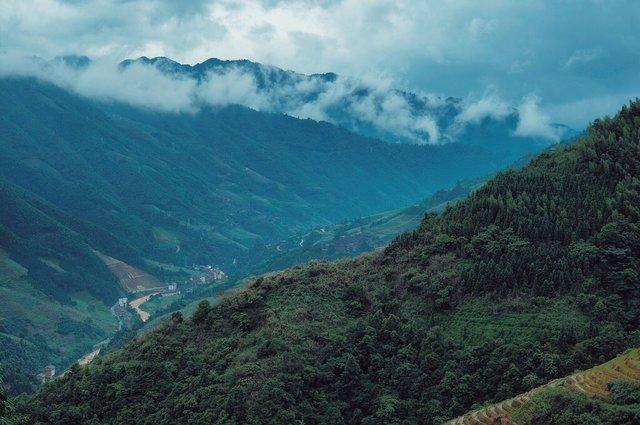 我眼中的桂林山水作文400字