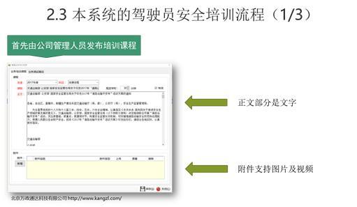 【上海正规技能培训机构】互联网+驾驶员远程安全教育培训工作流程