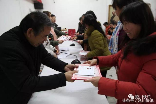 """【大学生就业技能培训计划】延川""""媳妇""""有多巧?八十余位学员拿到结业证书"""