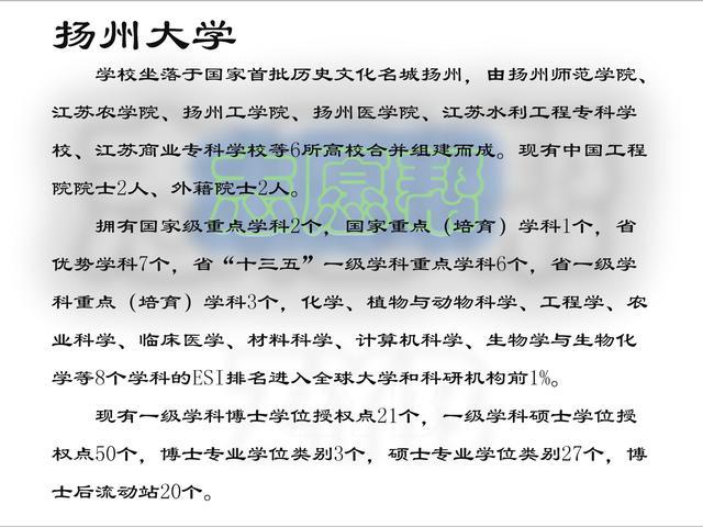 【装修公司业务员技能培训资料6】扬州大学王牌专业