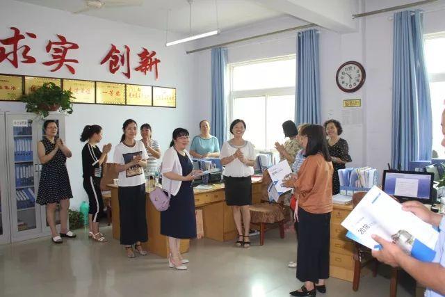 【国家技能型人才培养培训】活动︱公民代表走进潼关县教师进修学校