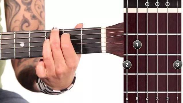 什么是大三和弦小三和弦属七和弦